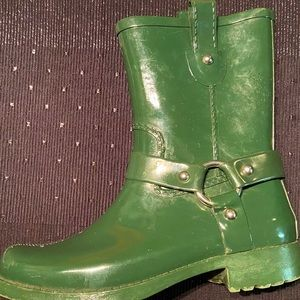 KORS Womens PreOwned Rainboots , Size 9